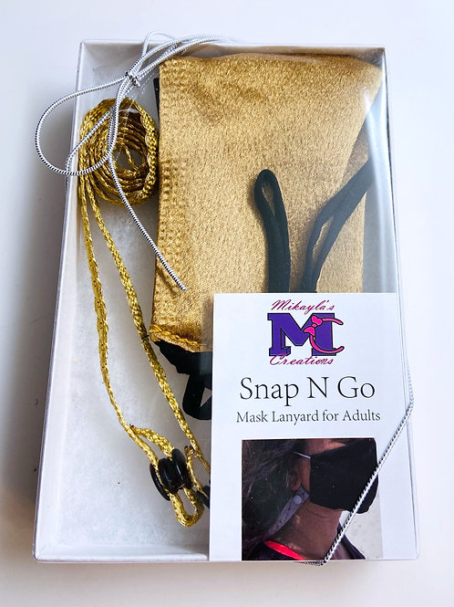 Mask & Lanyard Gift Box