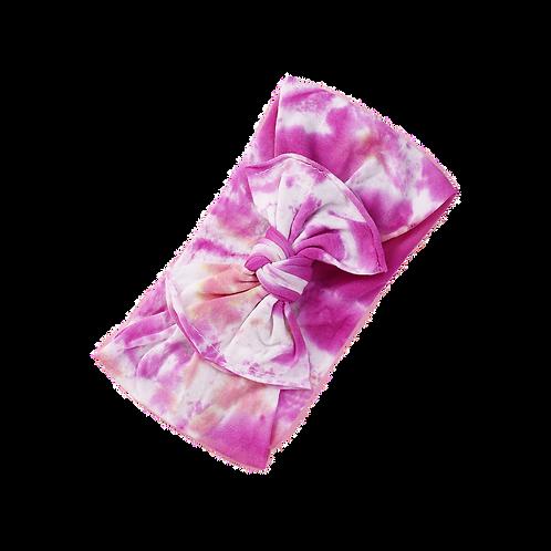 Wholesale Tie Dye Infant Headbands