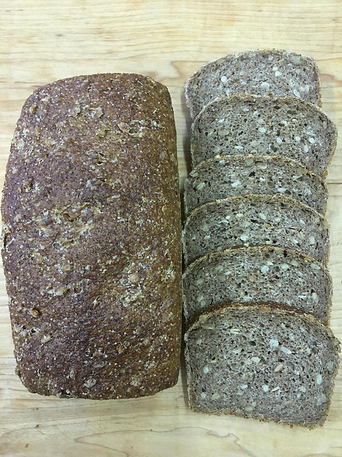 Protein Bread - Rye Sourdough