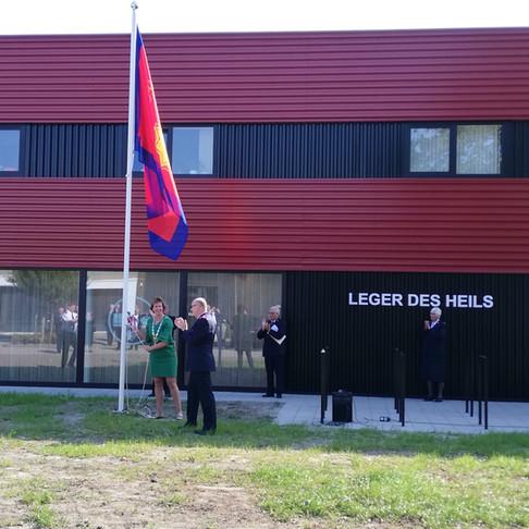 Feestelijke ingebruikname multifunctioneel dienstencentrum Leger des Heils Goes