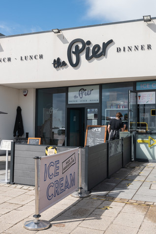 The Pier Cafe