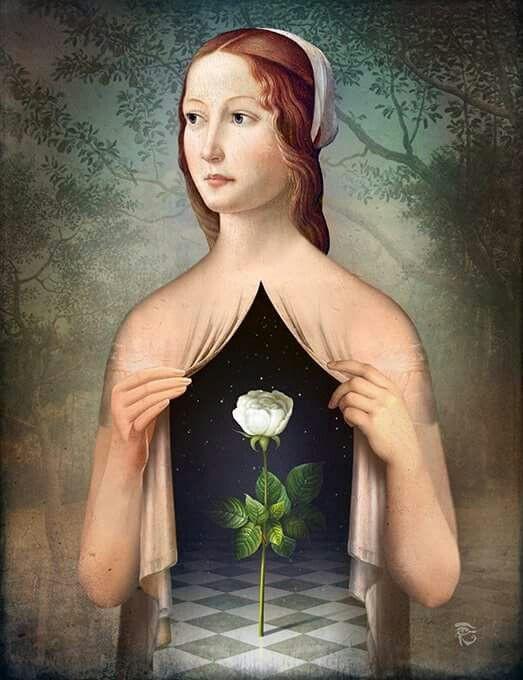 """""""My heart is my castle"""" by Christian Schloe"""