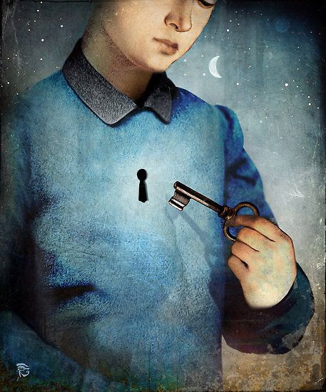 """""""Unlock"""" by Christian Schloe"""