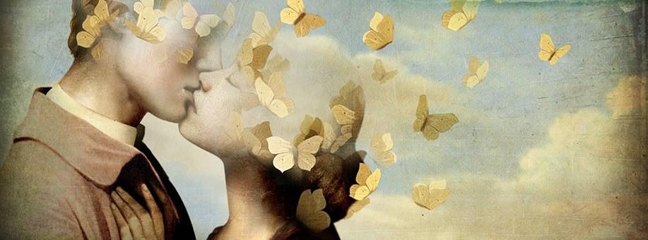 """Lovers' Farewell"" by Christian Schloe"