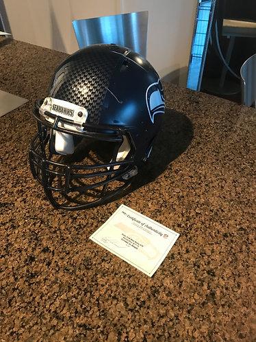 Game-Used Alvin Bailey #78 Authentic Football Helmet