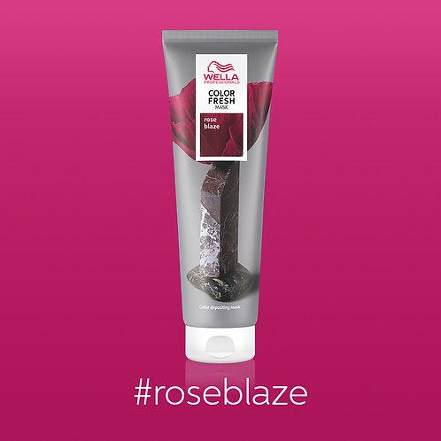 Wella Professionals - Colour Fresh Masks - Rose Blaze