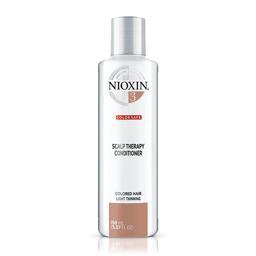 NIOXIN - System 3 Scalp Therapy Conditioner Coloured Hair Light Thinning - 300ml