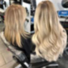 llen Conlin Hair Hair Extensions