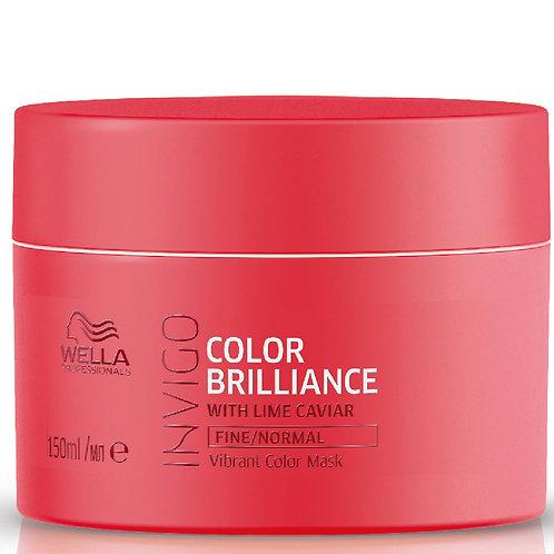 Wella Professionals - Brilliance Colour Mask - 150mls