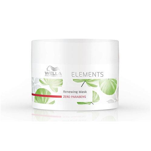 Wella Professionals - Elements Mask -150mls