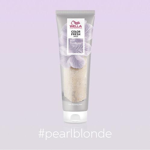 Wella Professionals - Colour Fresh Mask - Pearl Blonde
