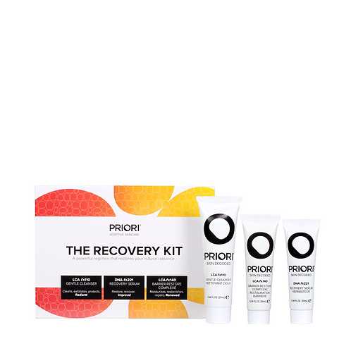 PRIORI® - The Recovery Kit - 3 Products