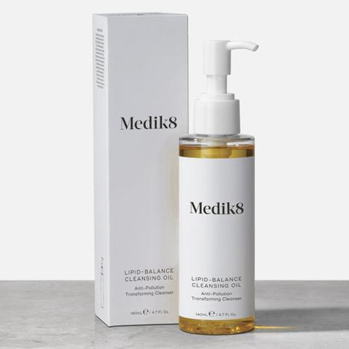 Medik8 - Lipid Balancing Cleansing Oil - 140mls