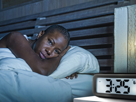 Insomnia: 10 Tips TO Help You Rest