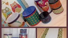 The Craft Table - Decorative Storage!