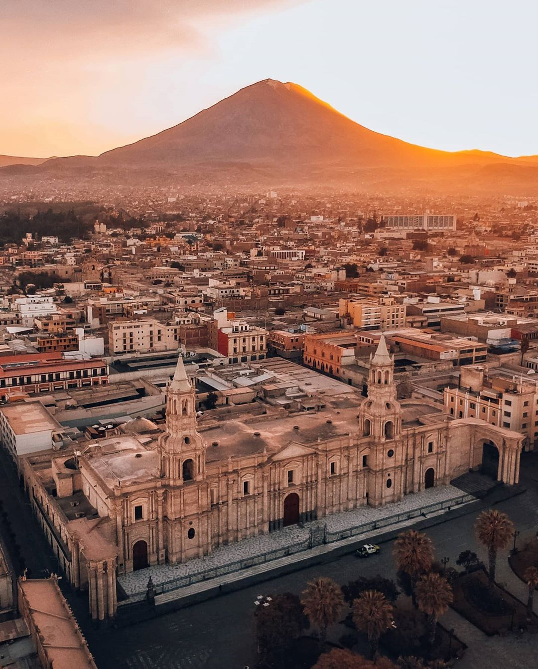 Arequipa - The White city