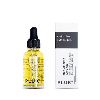 Pluk Magnificent Face Oil