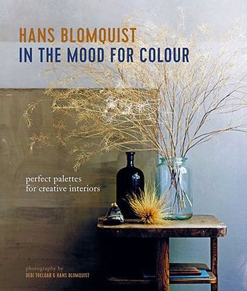 In the Mood for Colour - Hans Blomquist Book