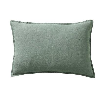 Linen Juniper Cushion Cover