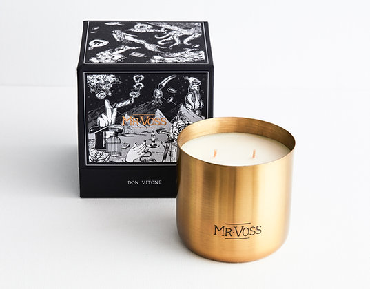 Mr. Voss Candle