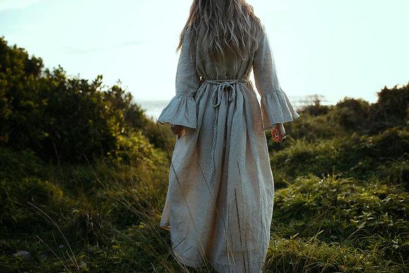 Ladli Linen Dress