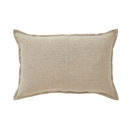 Natural Linen Cushion