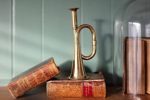 Miniture Brass Bugle