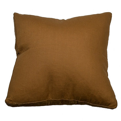 Coca Mojo Essential Cuban Tan Cushion Cover