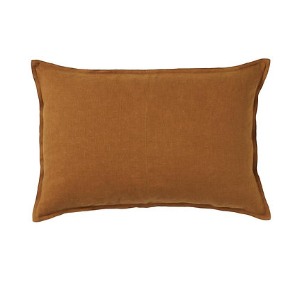 Linen Spice Cushion Cover