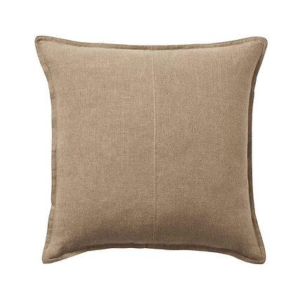 Linen Clay Cushion Cover