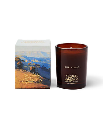Southern Wild Co Our Place Candle