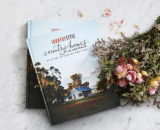 Country Style Book - 30 Years of Life on the Land