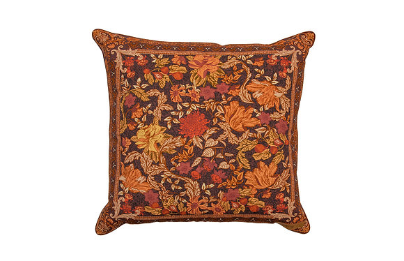 Wandering Folk - Spice Forest Cushion Cover