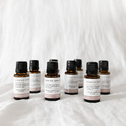Scented Drops Essential Oil Blends