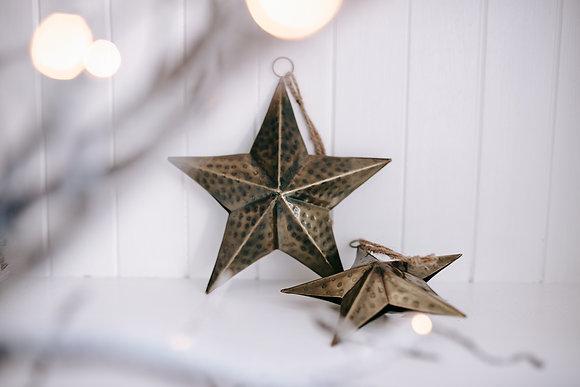 Brass Star Decoration