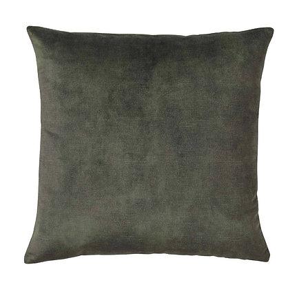 Jade Velvet Cushion Cover