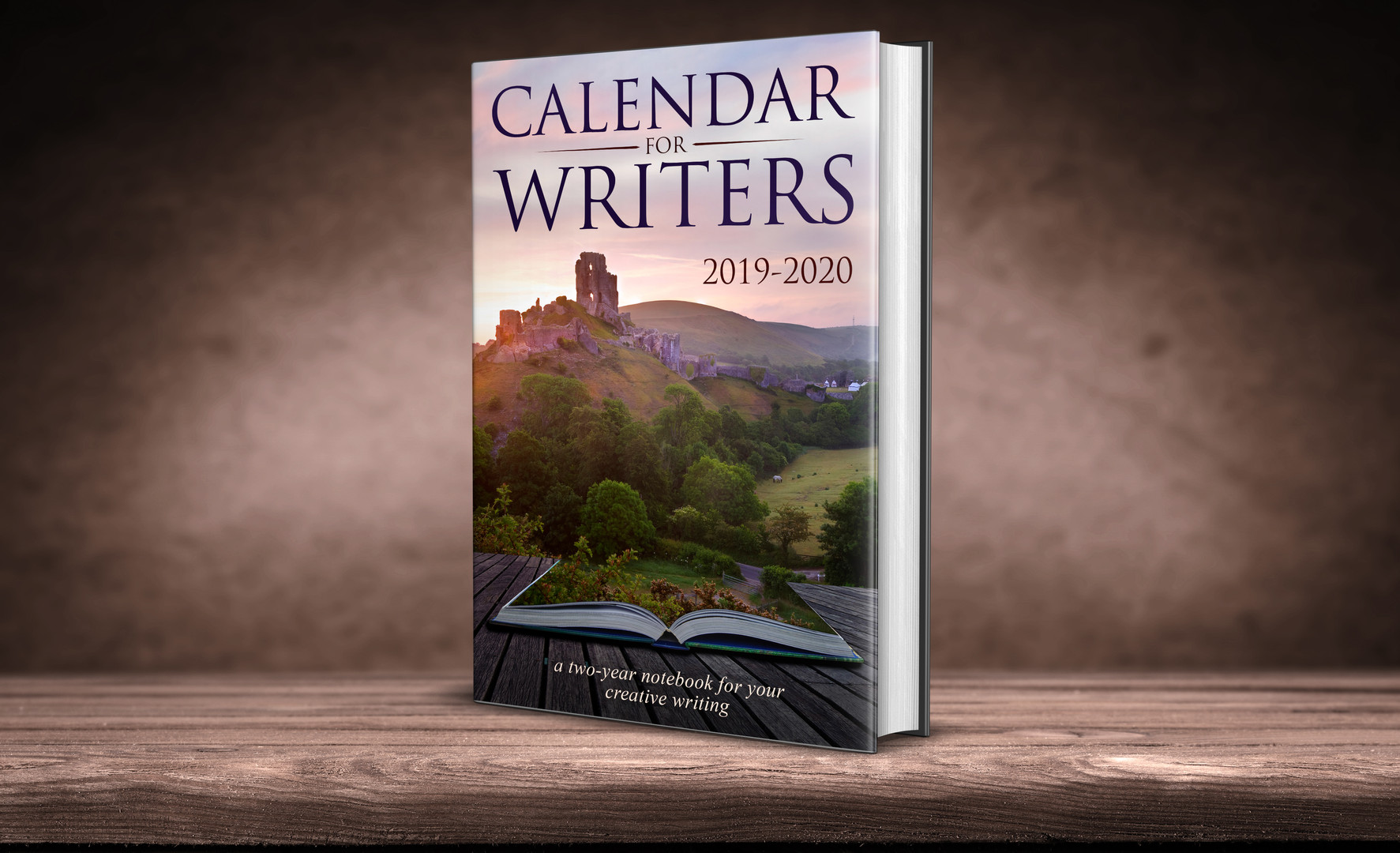 Calendar For Writers 2019-2020 (Ingram Edition)