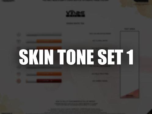 SKIN TONE SET 1 (PRINTABLE)