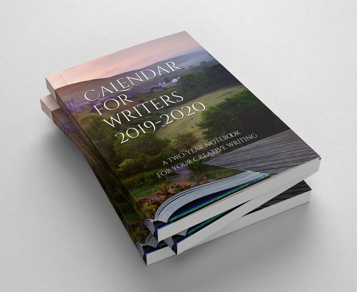 The Calendar For Writers 2019-2020 Amazon Editionjpg