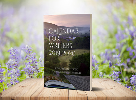 The Calendar for Writers 2019-2020 (Now Live on Amazon & #Bestseller!!)