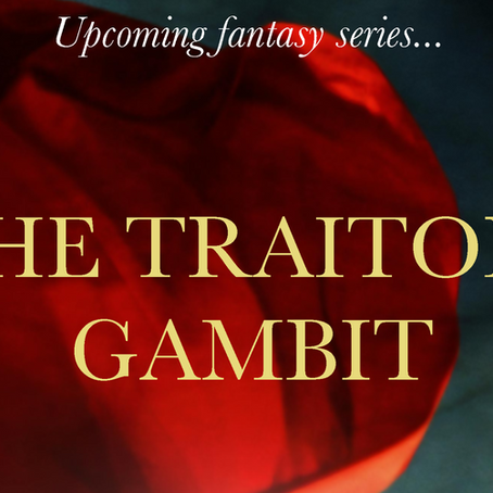 Upcoming Debut: The Traitor's Gambit by Morgan Wright
