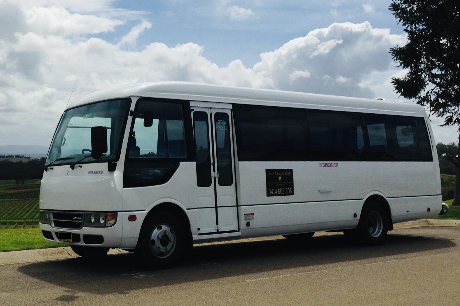 Mitsubishi Rosa Bus - Brandi