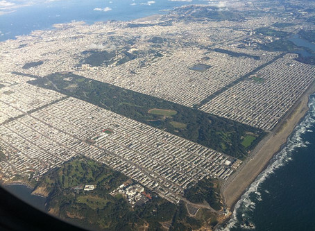 Parks in Review: Golden Gate and Coyote Point