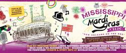 Kookaburra Queen Mardi Gras cruise