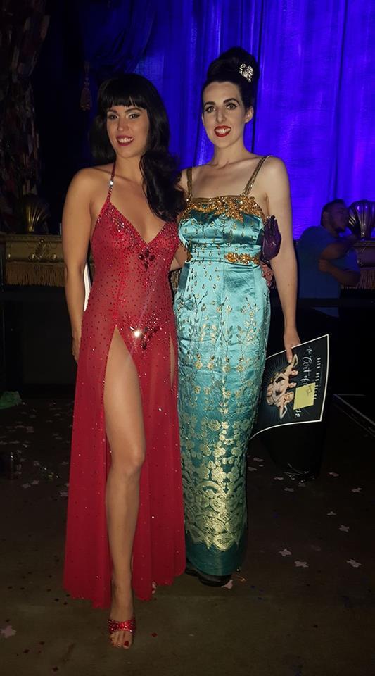 Ginger Valentine & Selina