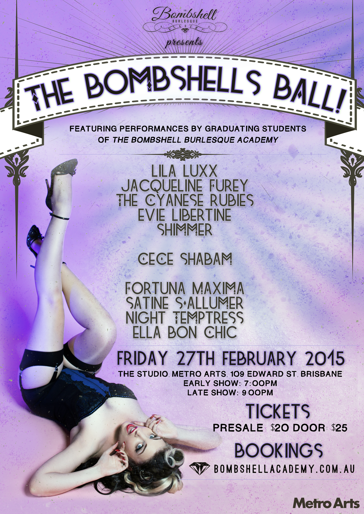 The Bombshells Ball