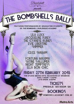 The Bombshells Ball