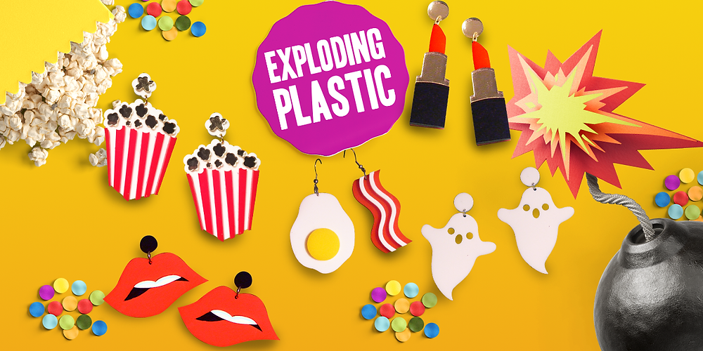 Exploding Plastic