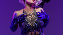 Arnavaz Lindsay Couture: Created by Arnavaz Lindsay AKA Corsetta Di Vine - Business Bombshell