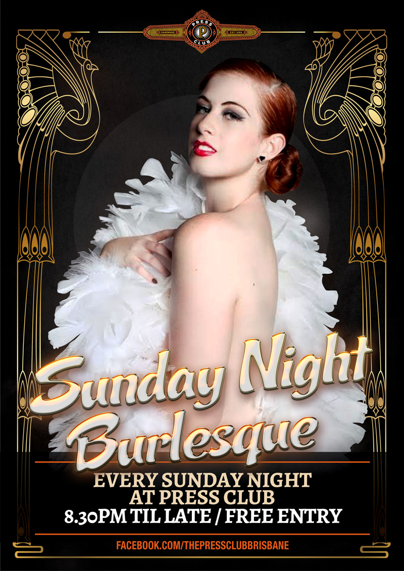 Sunday Night Burlesque